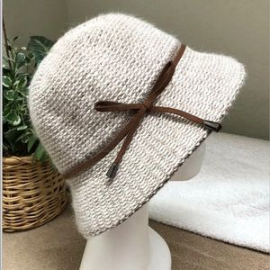 🌺Indigo Soul Cloche Bucket Hat OS